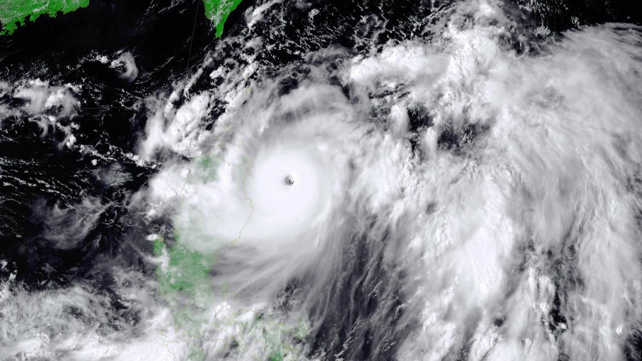 2021年台風14号